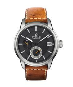 Nouvelle montre Eterna Adventic GMT