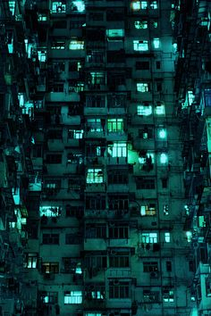 """I found this on www.blackistheonlycolour.com Its really cool, that's why I'm putting it in """"night"""". It kinda reminds me of an ocean...but a cityI'm confused at what I just said... lol."""