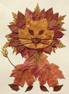 Make a Leafy Creature