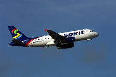 Before-Spirit Airlines