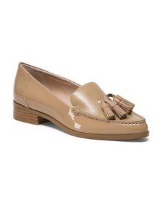 85bab465c16b Patent Leather Loafers - Flats - T.J.Maxx