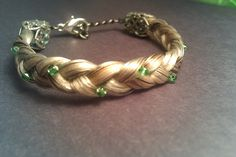 Image detail for -Bracelets - Braided Heartstrings - Horse Hair Bracelets by Candace