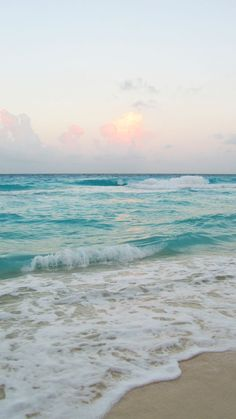 Turquoise Water - #beach #beachphotography #ocean #waves #paradise #happyplace
