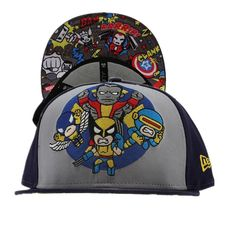 Tokidoki Snapback Hat id005 [CAPS M2544] - €16.99 : PAS CHERE CASQUETTES EN FRANCE!
