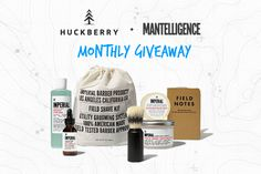 Win the Ultimate Field Shave Kit http://www.mantelligence.com/giveaways/huckberry-field-shave-kit/?lucky=41112