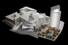 Malmo Concert Hall   Studio Daniel Libeskind