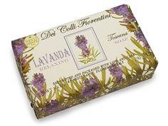 Dei Colli Fiorentini Tuscan Lavender Soap 8.8oz by Nesti Dante $9.00