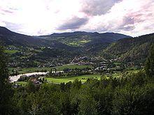 Sør-Aurdal kommune – Wikipedia