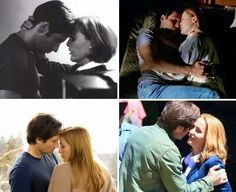Mulder and Scully Stella Gibbons, David And Gillian, Chris Carter, Dana Scully, Gillian Anderson, Fb Page, Best Actress, Otp, You And I