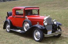 1931 Durant Coupe - (Durant Motors, Inc New York, New York 1921-1932)..Brought to you by #HouseofInsurance in #EugeneOregon