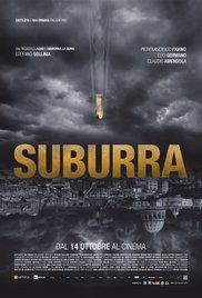 Suburra van Stefano Sollima (gezien: 21 juli 2016)
