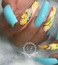 Nail Manicure, Gel Nail Polish, The Art Of Nails, Summer Acrylic Nails, Luxury Nails, Nail Supply, Nail Accessories, Nail Shop, Nail Stamping