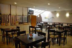 Salón Desayunador en el Hotel del Rey