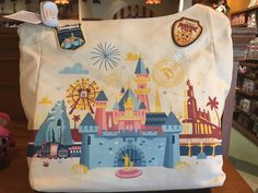 """PHOTO REPORT: Disneyland Resort 1/28/18 (Discover the Magic """"2 Parks"""" Collection, Signature Collection Princess Dresses, ETC.)"""