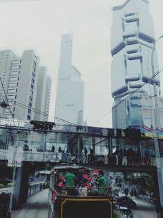 Around Hongkong