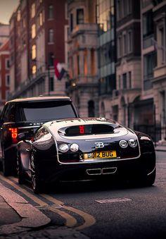 Bugatti Veyron Super Sport Sang Noir