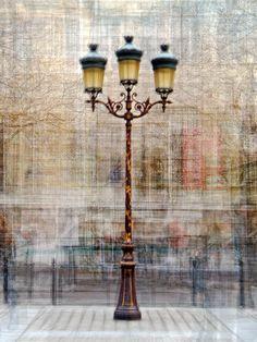 Street Lamp: Ille de Cite