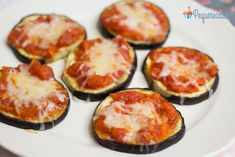 Recetas de berenjenas Eggplant Rollatini Recipe, Clean Recipes, Healthy Recipes, Baby Food Recipes, Cooking Recipes, Vegetarian Cooking, Creative Food, Food Hacks, Breakfast Recipes