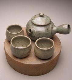 Teapot Set, Carley Gil