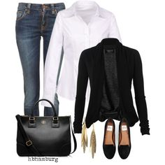 """""""No. 149 - Weekend Style"""" by hbhamburg on Polyvore"""