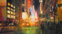 120112 deep sync , 2012 watercolor