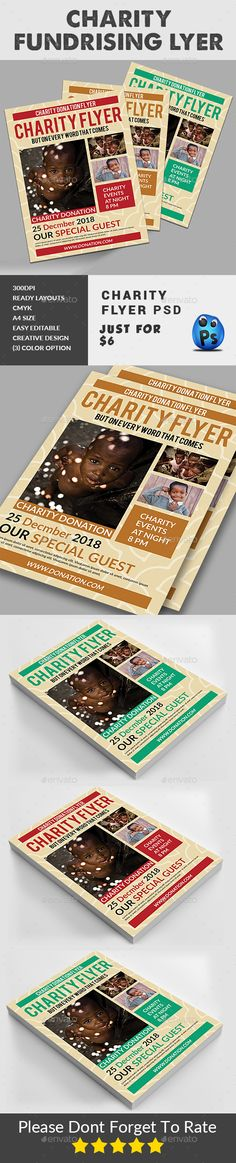Charity Event Flyer Template  Event Flyer Templates Event Flyers