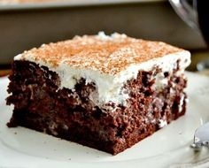 Tiramisu Poke Cake... Happy Hour Appetizers 78 | Hampton Roads Happy Hour - g.4.5