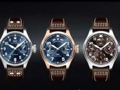 IWC Pilot's Collection 2016