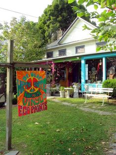 Tinker Street, Woodstock, NY...this was a nifty place to visit.