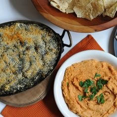 Five Super Dips for the Super Bowl - FineCooking Mexican Spinach Dip