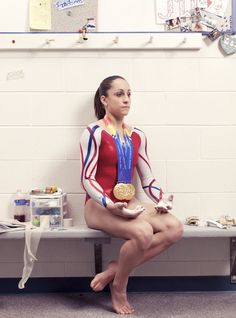 Jordyn Wieber by Nathan Perkel For ESPN Magazine#Repin By:Pinterest++ for iPad#