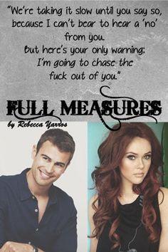 Full Measures by Rebecca Yarros