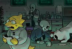 Science gang