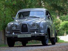 Min andra bil rattväxlad Saab tvåtaktare Saab Turbo, Diminishing Returns, Old Cars, Volvo, Cars And Motorcycles, Roads, Classic Cars, Automobile, Vintage