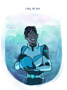 Every time I see Lance fanart like  this, I love him a little more. Which is hard because he's already my favorite by a long shot.