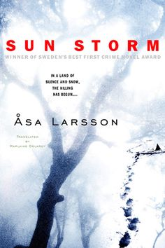 30 Mysteries Every Thinking Woman Should Read/Great book. I need to read all of Asa Larsson ' books now.