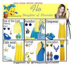 """Flo. Daughter of Flounder"" by elmoakepoke ❤ liked on Polyvore featuring Balmain, H&M, Dorothy Perkins, Roksanda, Privileged, momocreatura, Restricted, Andrea Fohrman, Allurez and Vera Bradley"