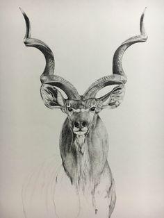 Personalised Pen Ink Art by Lilo van Wyk