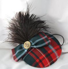 New Brunswick Tartan Fascinator for Clan Celebrations, Bridal Shower, Pageants… Fascinator Hats, Fascinators, Headpieces, Highland Games, Cocktail Hat, New Brunswick, Pageants, Tartan Plaid, Headdress