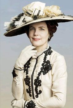 Elizabeth McGovern as	Cora Crawley, Countess of Grantham, Downton Abbey