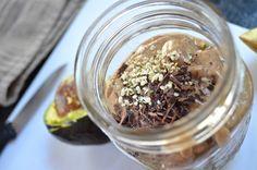 "Vegan Chocolate ""Milkshake"" #MeatlessMonday #breakfast"