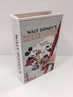 Caixa Livro Disney Grande