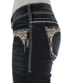 Love this Silver Jeans Co. Indigo Tuesday Bootcut Jeans by Silver ...