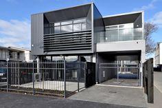 Low Rise Apartment Exterior Cladding Bespoke Architecture