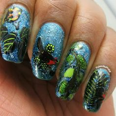 Paints And Polish: Earth Day 2016