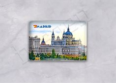 Spain, Madrid Series - fridge magnets, epoxy magnets, customized orders from Besgen Incorporate #backhome #fridgemagnets #magnets #traveldiaries #lovelylife #gifts #giftshop #photoholder #magnet #giftingideas #giftingsolutions #quirkygoods #madrid #spain