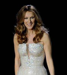 Celine Dion Armani prive
