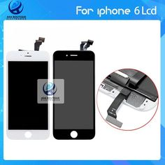 216.00$  Buy here - http://ai1ik.worlditems.win/all/product.php?id=32668194592 - 5 PCS/LOT  Grade AAA  for iPhone 6 plus LCD Display with Digitizer Replacement Original Color No Dead Pixel Free DHL Shipping
