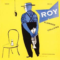 Portadas de albums de Jazz de los 40s y 50s - Taringa!