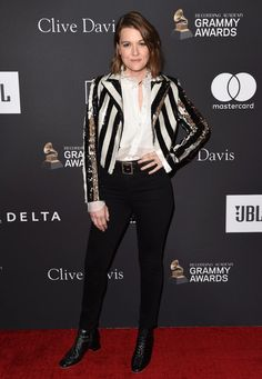 Brandi Carlile | Clive Davis's Pre-Grammys Party Was a Star-Studded Affair, and We Expected Nothing Less | POPSUGAR Celebrity Photo 39 The Beverly, Beverly Hilton, Brandi Carlile, May We All, Celebrity Photos, Popsugar, Celebrities, Affair, February